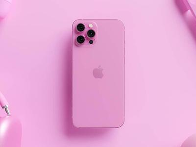 Lộ diện concept iPhone 13 màu hồng đẹp mê mẩn