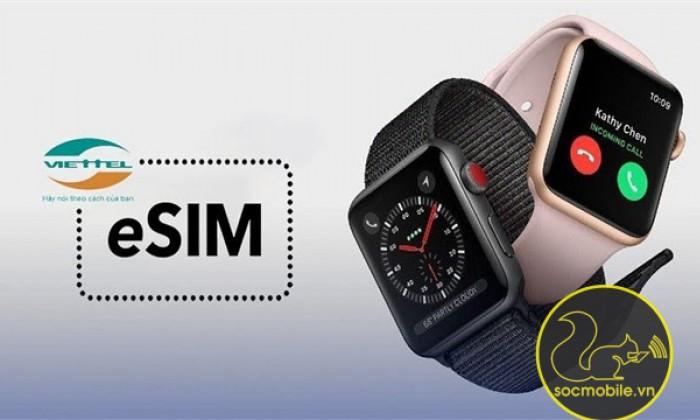 Hướng dẫn thiết lập eSim trên Apple Watch đơn giản, nhanh chóng