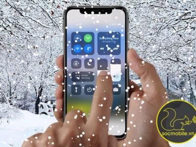 """Gió lạnh về nhiều nhưng đừng vội thích: Pin iPhone có thể bị """"giết chết"""" nếu không kịp thời đối phó"""