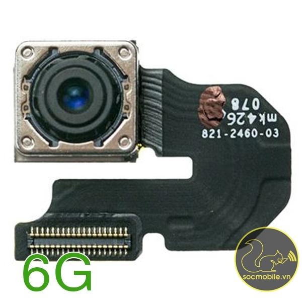Camera Sau iPhone 6