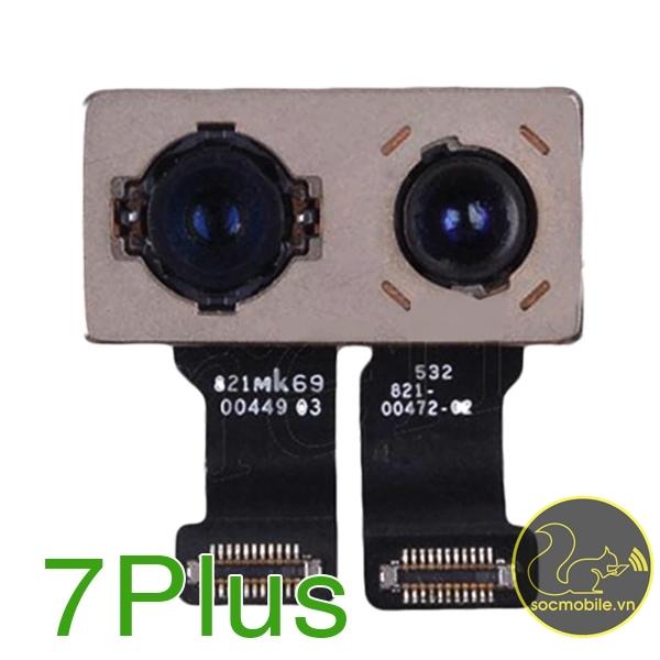 Thay Camera Sau iPhone 7Plus Zin