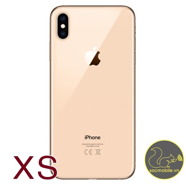 Thay Xương-Vỏ iPhone XS