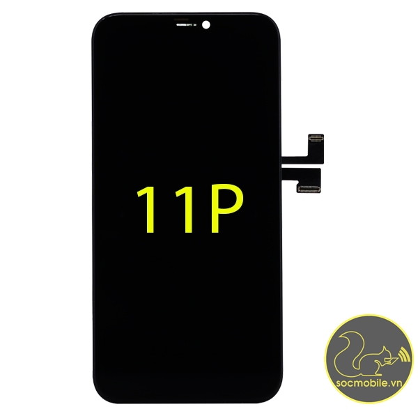 Thay, Ép Mặt Kính iPhone 11 Pro