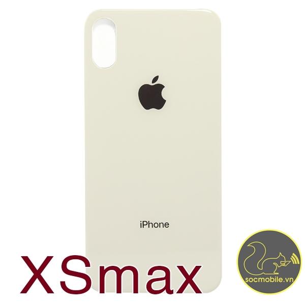 Thay kính lưng Xs max