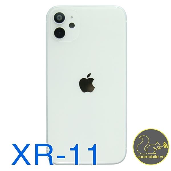 Khung Sườn - Vỏ Độ iPhone Xr Lên 11
