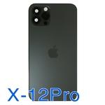 Khung Sườn - Vỏ Độ iPhone X Lên 12 Pro