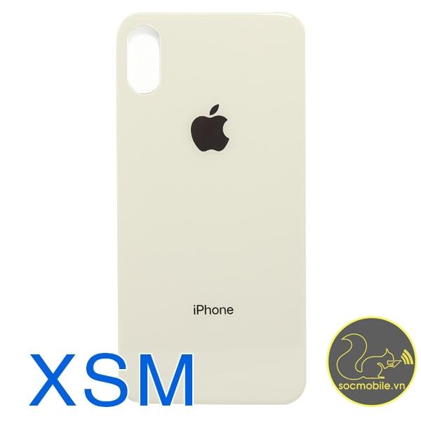 Kính lưng iPhone XSM Zin