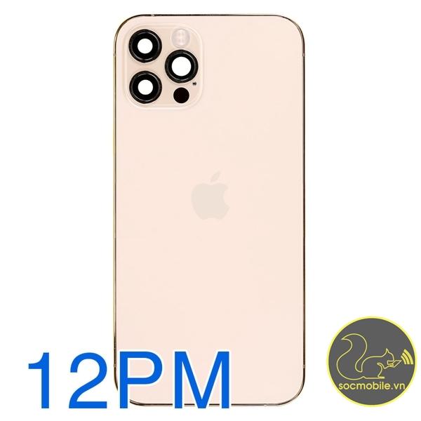 Khung Sườn - Vỏ Zin iPhone 12 PM VN