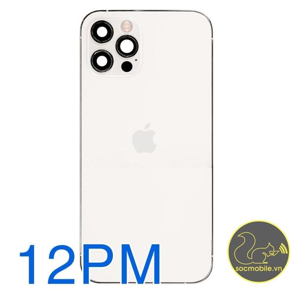 Khung Sườn - Vỏ Zin iPhone 12 PM 5G