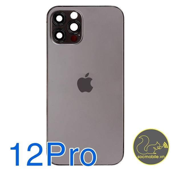 Khung Sườn - Vỏ Zin  iPhone 12 Pro VN