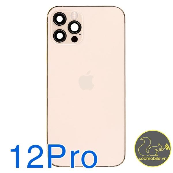 Khung Sườn - Vỏ Zin  iPhone 12 pro 5G