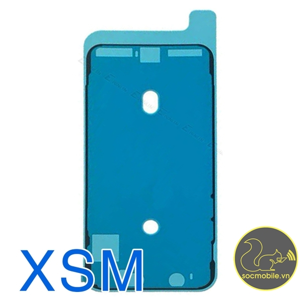Ron Chống Nước iPhone XS MAX
