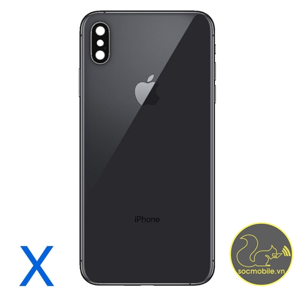 Khung Sườn - Vỏ Zin iPhone X