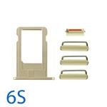 Bộ Phím Bấm - Khay Sim iPhone 6S