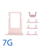 Bộ Phím Bấm - Khay Sim iPhone 7G