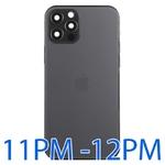 Khung Sườn - Vỏ Độ iPhone 11 Promax lên 12 Promax