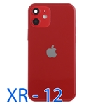 Khung Sườn - Vỏ Độ iPhone Xr Lên iPhone 12