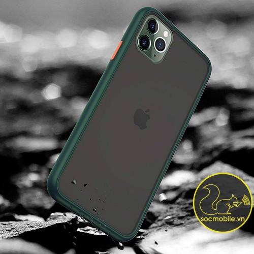 Ốp Lưng iPhone Chống Sốc, Chống Vân Tay