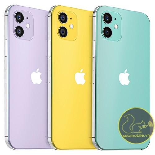 Thay Kính Lưng iPhone 12 Zin New 1:1